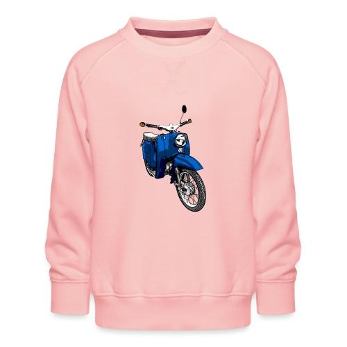 schwalbe blau - Kinder Premium Pullover