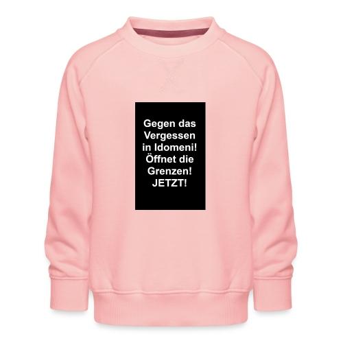Gegen das Vergessen - Kinder Premium Pullover
