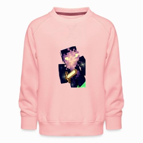 Shaykh Gaming Mineĉraft Skin - Kids' Premium Sweatshirt