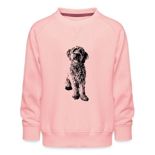 Golden Doodle Hunde Design Geschenkidee - Kinder Premium Pullover