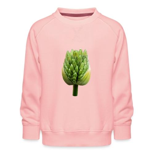 TIAN GREEN Garten - Lauchblütenknospe 2020 01 - Kinder Premium Pullover