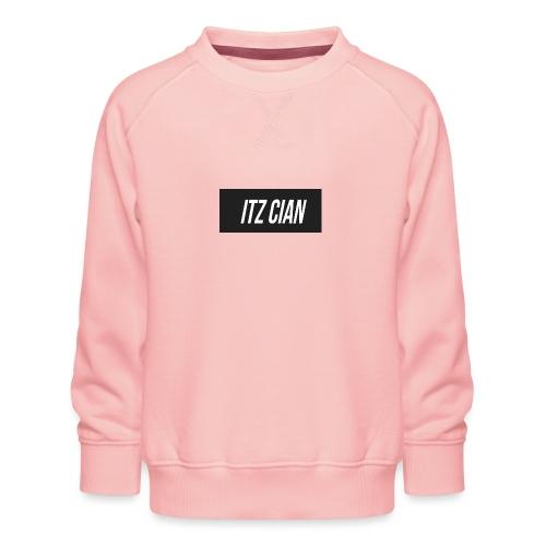 ITZ CIAN RECTANGLE - Kids' Premium Sweatshirt