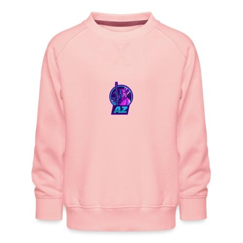 AZ GAMING LOGO - Kids' Premium Sweatshirt