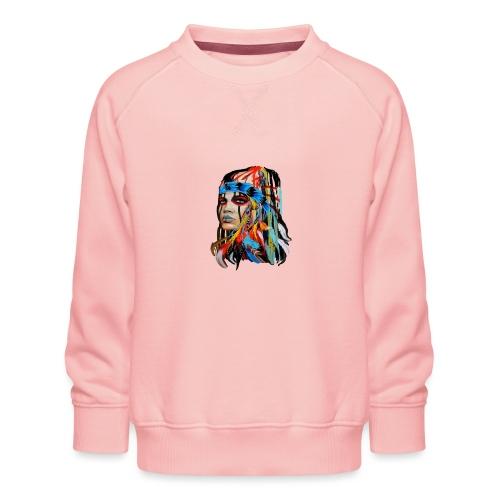 Pióra i pióropusze - Bluza dziecięca Premium