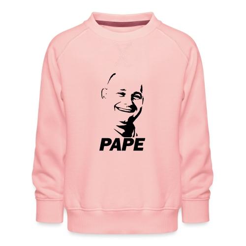 PAPE - Børne premium sweatshirt