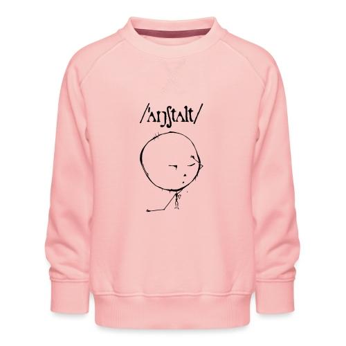 logo mit kreisling - Kinder Premium Pullover