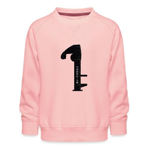 bi zooka - Børne premium sweatshirt