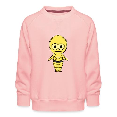 C-3PO - Sweat ras-du-cou Premium Enfant