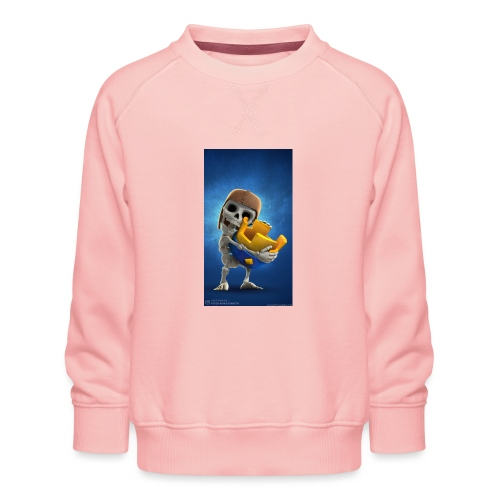 TheClashGamer t-shirt - Kinder Premium Pullover