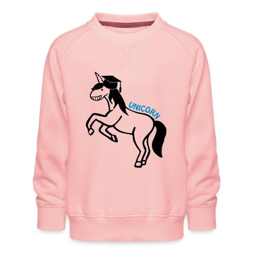Unicorn - Kinder Premium Pullover