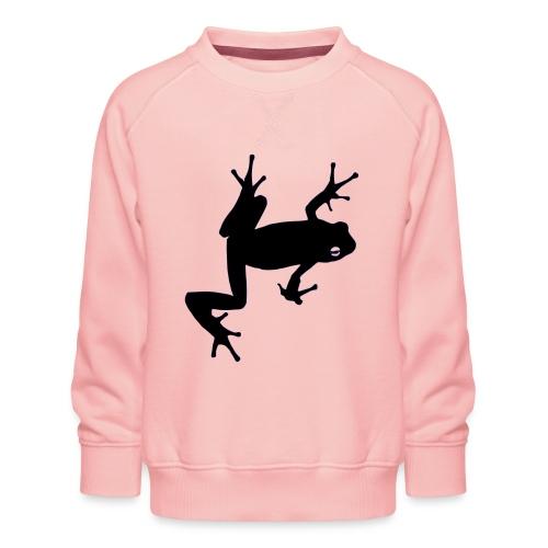Frosch - Kinder Premium Pullover