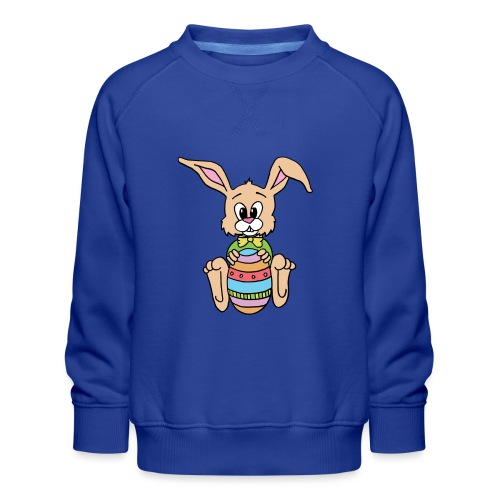 Easter Bunny Shirt - Kinder Premium Pullover