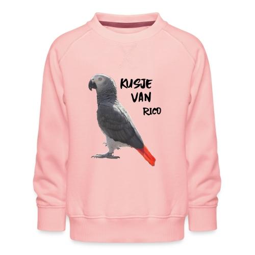 Kusje van Rico - Kinderen premium sweater