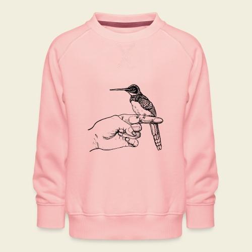Kolibri Hand - Kinder Premium Pullover