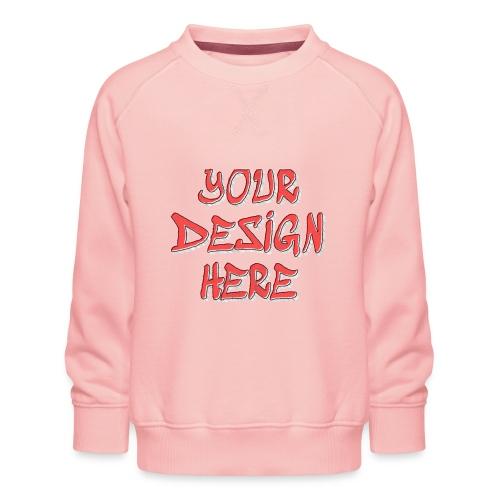 TextFX - Kids' Premium Sweatshirt