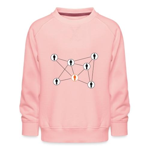 linked - Kinder Premium Pullover