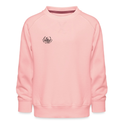 logo på brystet - Børne premium sweatshirt