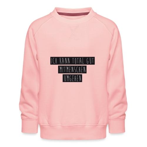 Mitmenschen - Kinder Premium Pullover