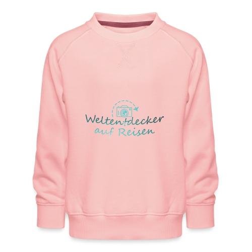 Weltentdecker auf Reisen - Kinder Premium Pullover