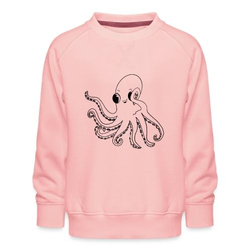 Little octopus - Kids' Premium Sweatshirt