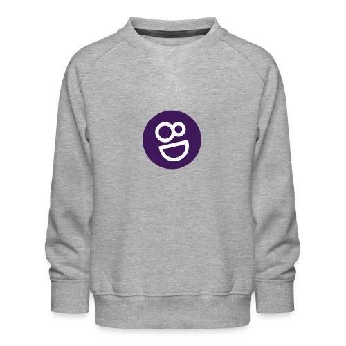 logo 8d - Kinderen premium sweater