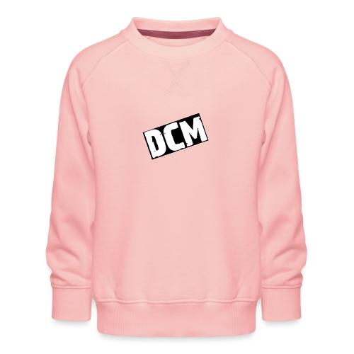 DeChallengeMatties (DCM) kledinglogo - Kinderen premium sweater