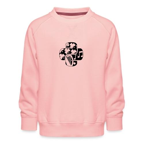 EuroPython 2020 - Black Snakes - Kids' Premium Sweatshirt