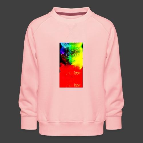 Fuck you know - Kids' Premium Sweatshirt