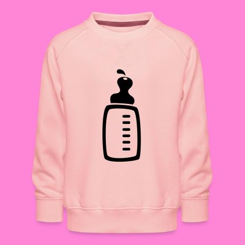 melkfles1 - Kinderen premium sweater