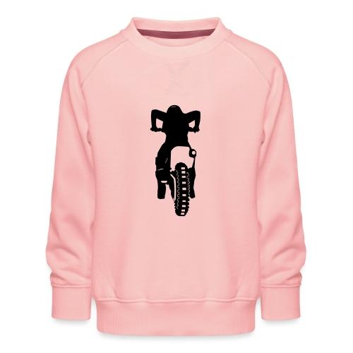 Motocross Start - Kinder Premium Pullover
