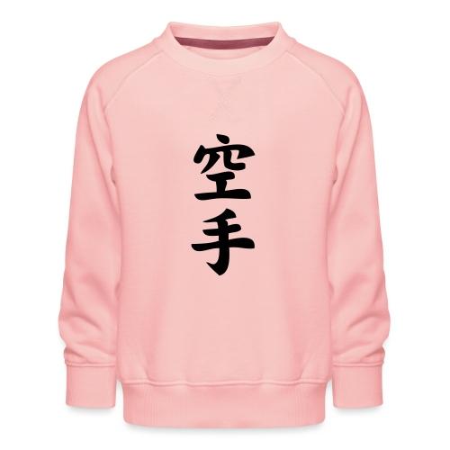 karate - Bluza dziecięca Premium