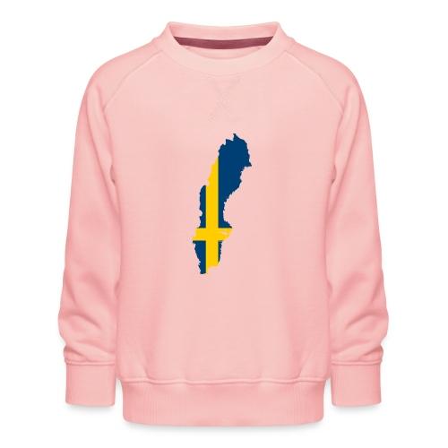 Sweden - Kinderen premium sweater