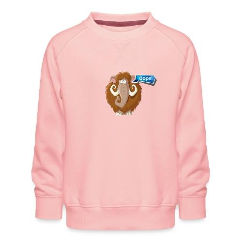 Mammut Oops - Premiumtröja barn