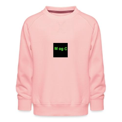 mogc - Børne premium sweatshirt