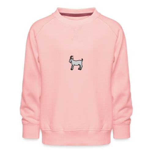 Ged T-shirt dame - Børne premium sweatshirt