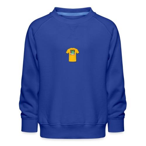 Castle design - Børne premium sweatshirt