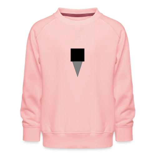 Mystery Mike Hat - Kids' Premium Sweatshirt