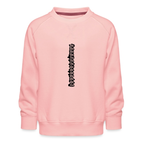 cotation - Sweat ras-du-cou Premium Enfant