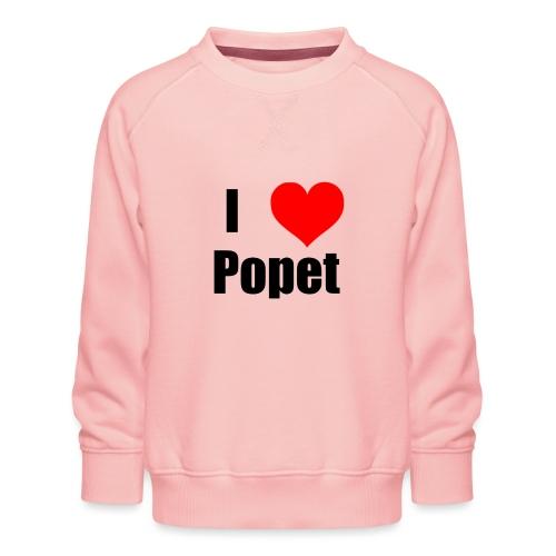 ILovePopet - Kids' Premium Sweatshirt