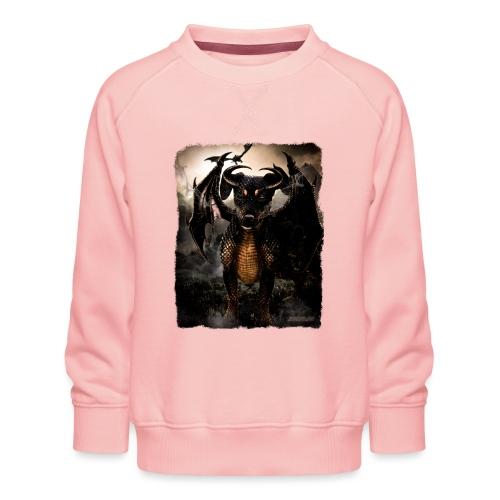 Canis Draconi Terrier - Kinderen premium sweater