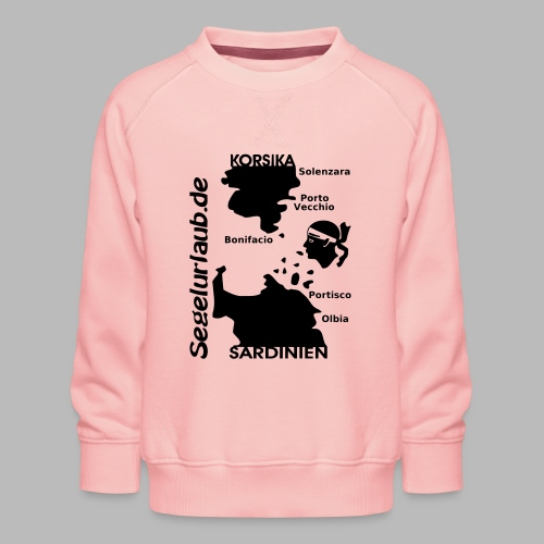 Korsika Sardinien Mori Shirt - Kinder Premium Pullover