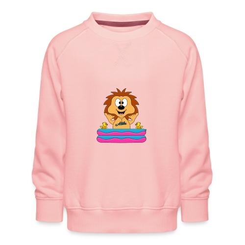 Lustiger Igel - Planschbecken - Aloha - Tier - Fun - Kinder Premium Pullover
