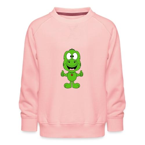 DINO - DINOSAURIER - LIKE - LIKEN - MÖGEN - KIND - Kinder Premium Pullover