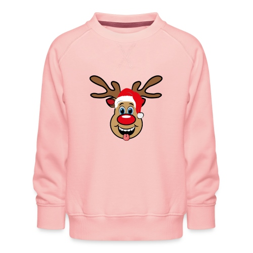 Team Rudolph Rudi Reindeer - Kinder Premium Pullover
