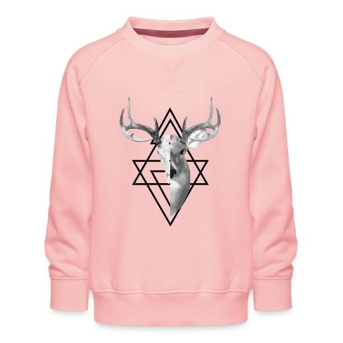 My Deer - Lasten premium-collegepaita