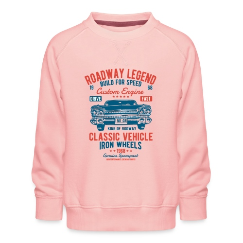 Roadway Legend - Kinderen premium sweater