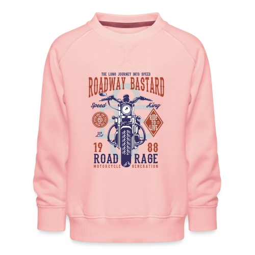 Roadway Bastard - Kinderen premium sweater