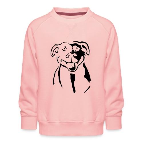 Staffordshire Bull Terrier - Lasten premium-collegepaita