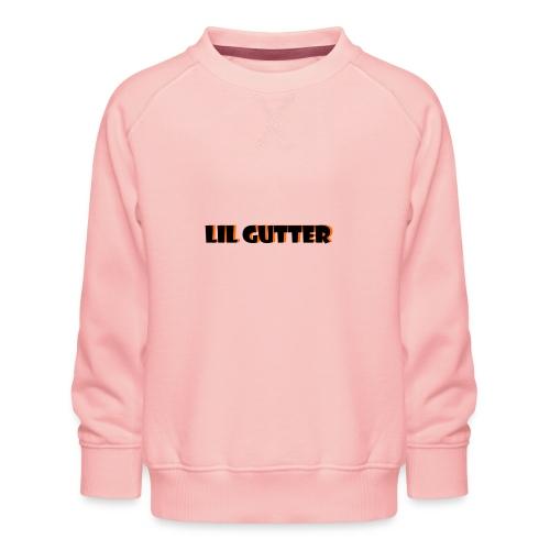 lil gutter sim - Børne premium sweatshirt