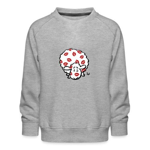 Kuss Mutterschaf - Kinder Premium Pullover